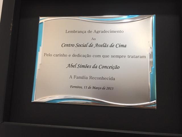 Centro Social Cultural e Recreativo de Avelãs Cima